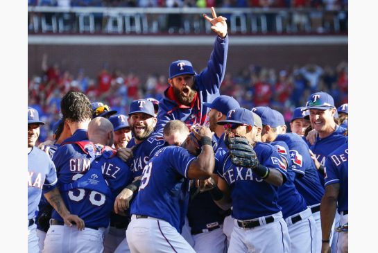 Why The 2015 Texas Rangers are the Most Surprising Story inBaseball