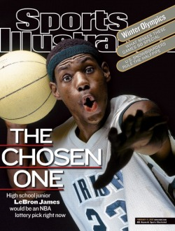 The Chosen One: St. Vincent-St. Mary High LeBron James